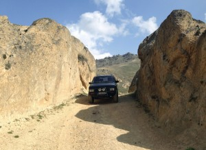 4x4 Off Road Mariovo with Mountain Solution
