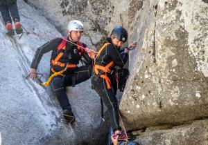 Canyoning Macedonia 4