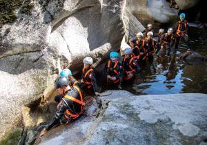 Canyoning Macedonia 5- Mountain Solution