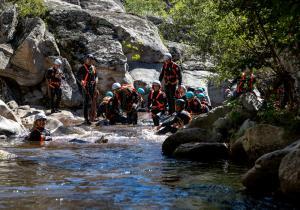 CANYONING Mariovo Macedonia 14- Mountain Solution