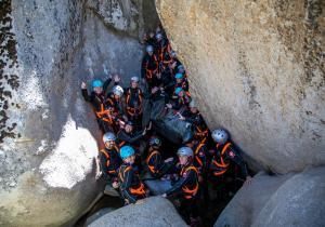 CANYONING Mariovo Macedonia 15- Mountain Solution