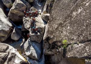 CANYONING Mariovo Macedonia 18- Mountain Solution