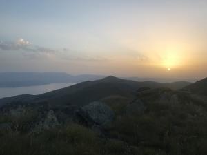 Sunset Pelister