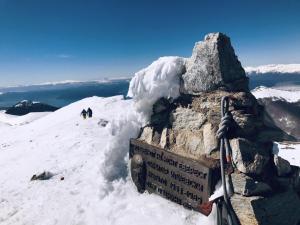 Peak Pelister 2601m